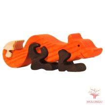 Térbeli kirakó - róka
