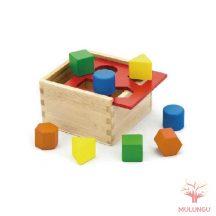 Formakereső doboz - színes