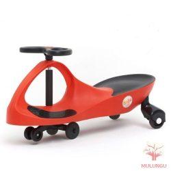 Bobo Car - többféle színben - műanyag kerékkel