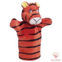 Báb - tigris, 3 ujjas, plüss