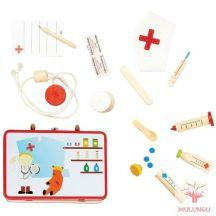 Doktor / orvosi táska - fém