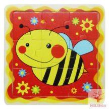 Kirakó / puzzle 9 - méhecskés