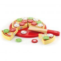 Szeletelhető / tépőzáras pizza VIGA - kicsi