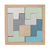 Logikai Tetris színes F