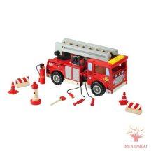 Tűzoltóautó (3361-F) - kiegészítőkkel