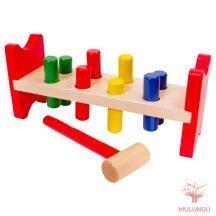 Kalapálós játék - színes