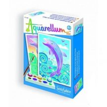 Aquarell mini - Delfin - SA6000