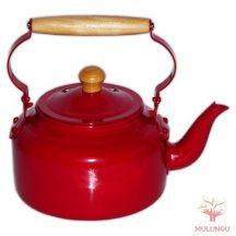 Teafőző / Teás kanna - piros