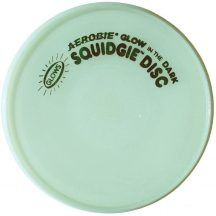 Aerobie Squidgie Disc Glow foszforeszkáló frizbi a legkisebbeknek