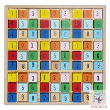 Sudoku - színes