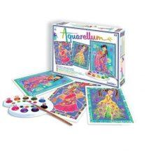 Aquarellum - Varázslatos lányok - SA6330