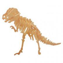 3D puzzle (natúr) - Tyrannosaurus