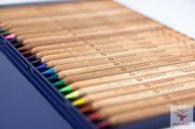 Mercurius Colour Giants 24-es ceruzakészlet fémdobozban