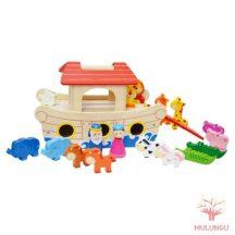 Noé bárkája tartozékokkal