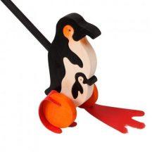 Tologatós-totyogós pingvin - díszdobozos