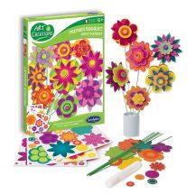3D kreatív virágok készlet SA2000