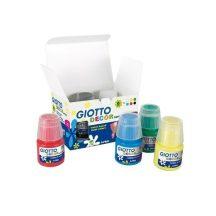Giotto akrilfesték - 6x25ml