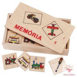 Memóriajáték - járműves