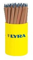 Ceruza - Lyra Super Ferby Graphit (grafit) B - natúr