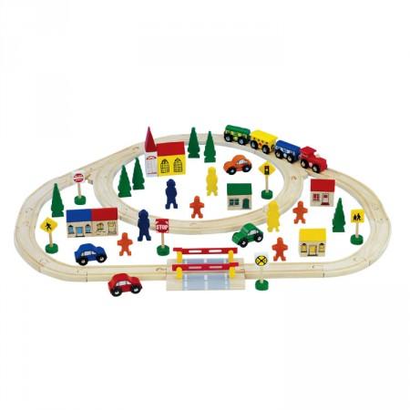 Fa vonatok, kiegészítők