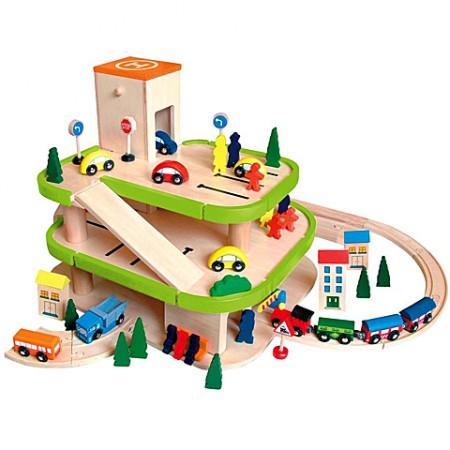Parkolóházak / Utak / Versenypályák