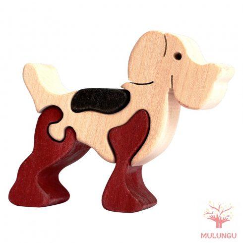 Térbeli kirakó (kicsi) -  kutya