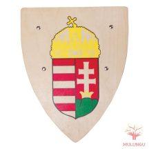 Pajzs - magyar címeres