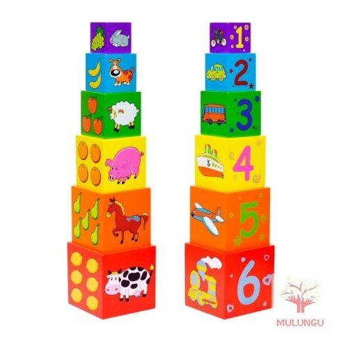 Bábel torony - háziállatos