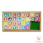 Nyomda - Betűk ABC