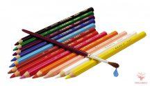 Lyra AQUI akvarell ceruza (12-es készlet + hegyező)