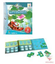 Mágneses logikai játék - Vízivilág