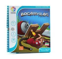 Mágneses logikai játék - Bogárvilág