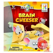 Mágneses logikai játék - Brain Cheeser