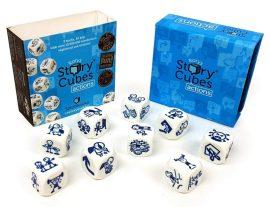 Sztorikocka (akció) - Story Cubes (action) - magyar kiadás