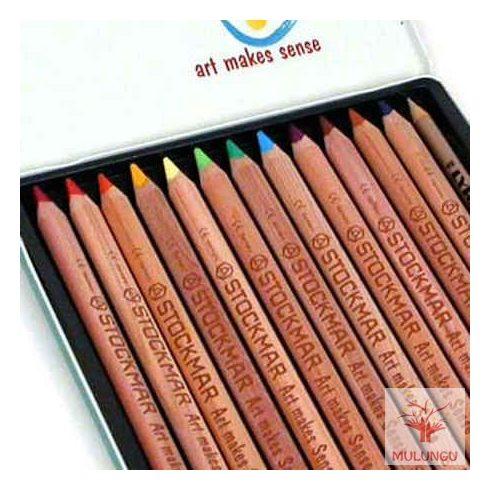 Colour Giants 12-es színes ceruzakészlet fémdobozban