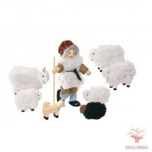 Pásztor a nyájával - GOKI SO201