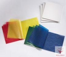 Pergaminpapír (5 színű)