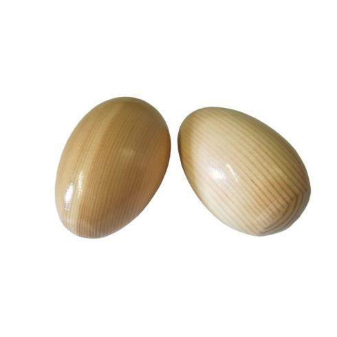 Maracas tojás párban