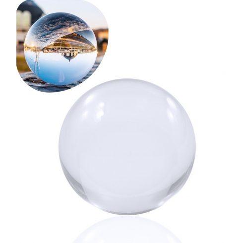 Acrylic Contac Ball - 75mm - kontakt labda