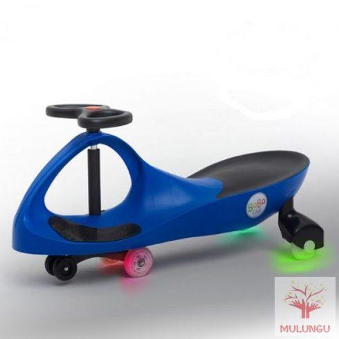 Bobo Car - többféle színben - világító kerékkel