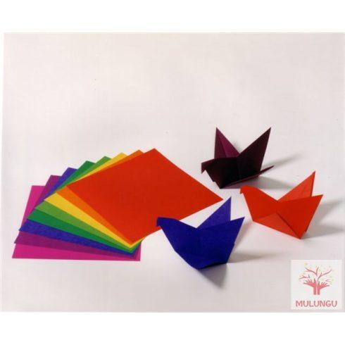 Origami papír - 15 x 15 cm - 100 lap