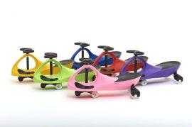 Bobo Car - többféle színben - gumi kerékkel
