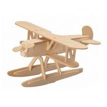 3D puzzle (natúr) - Heinkel HE 51