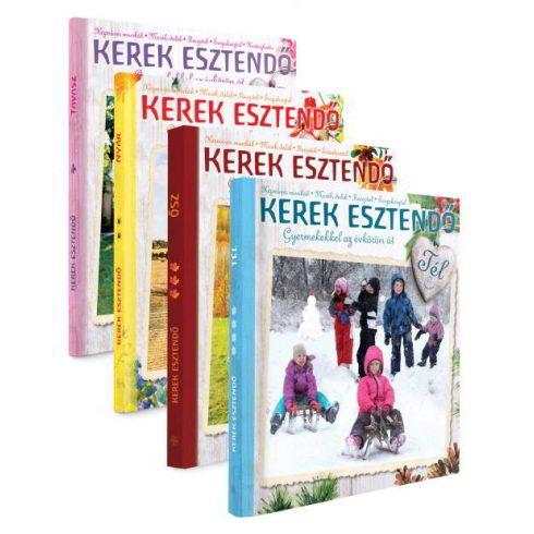 Kerek esztendő összes kötet (csomagban)