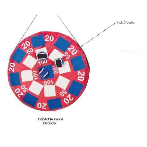 Darts - tépőzáras labdákkal GA190