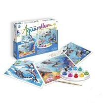 Aquarellum - Delfinek (nagy) - SA6220
