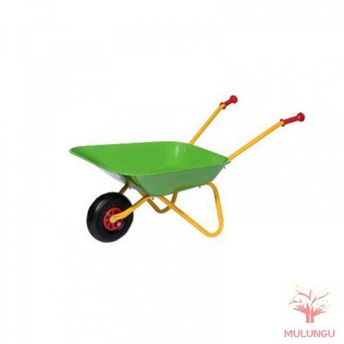 Rolly Toys fém talicska - zöld