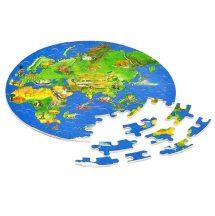 Földünk kirakó, kétoldalas - GK57666