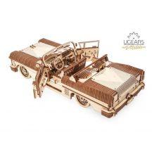 Mechanikus famodell - cabrio