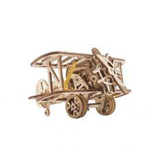 Mini mechanikus famodellek - Járművek (4db)